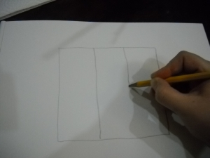 drawing inside square